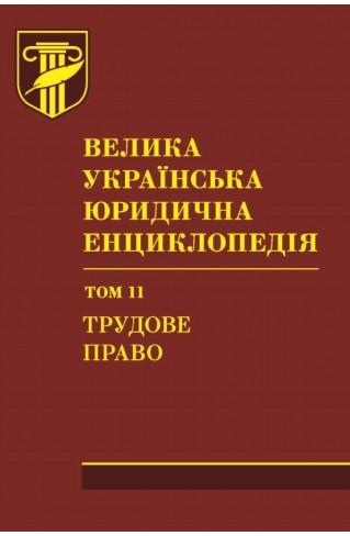 Велика українська юридична енциклопедія. У 20-ти томах. Том 11. Трудове право. Шкіра